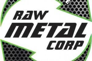 RAW METAL CORP LOGO