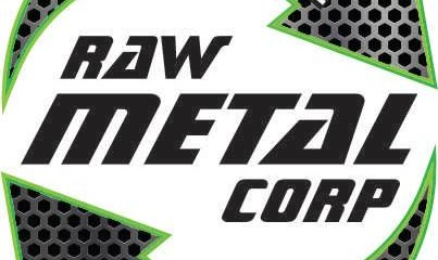 RAW METAL CORP LOGO