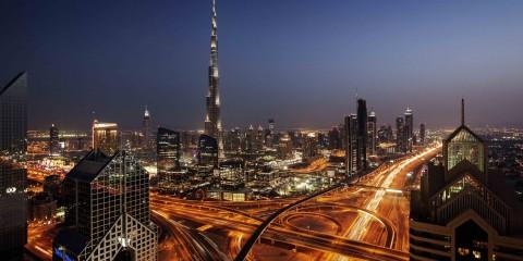 DUBAI LANDMARKS - Burj Khalifa